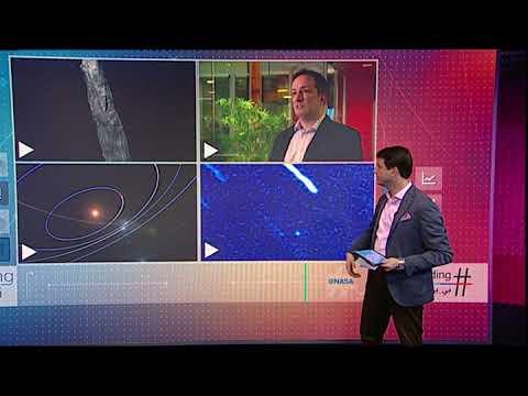 بي_بي_سي_ترندينغ | كويكب جديد ضيف على مجموعتنا الشمسية #عالم_الفضاء  - نشر قبل 16 ساعة