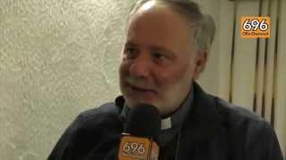 """Padre Domenico: """"Sorpreso da tanto clamore. Il lupo è una fede"""""""