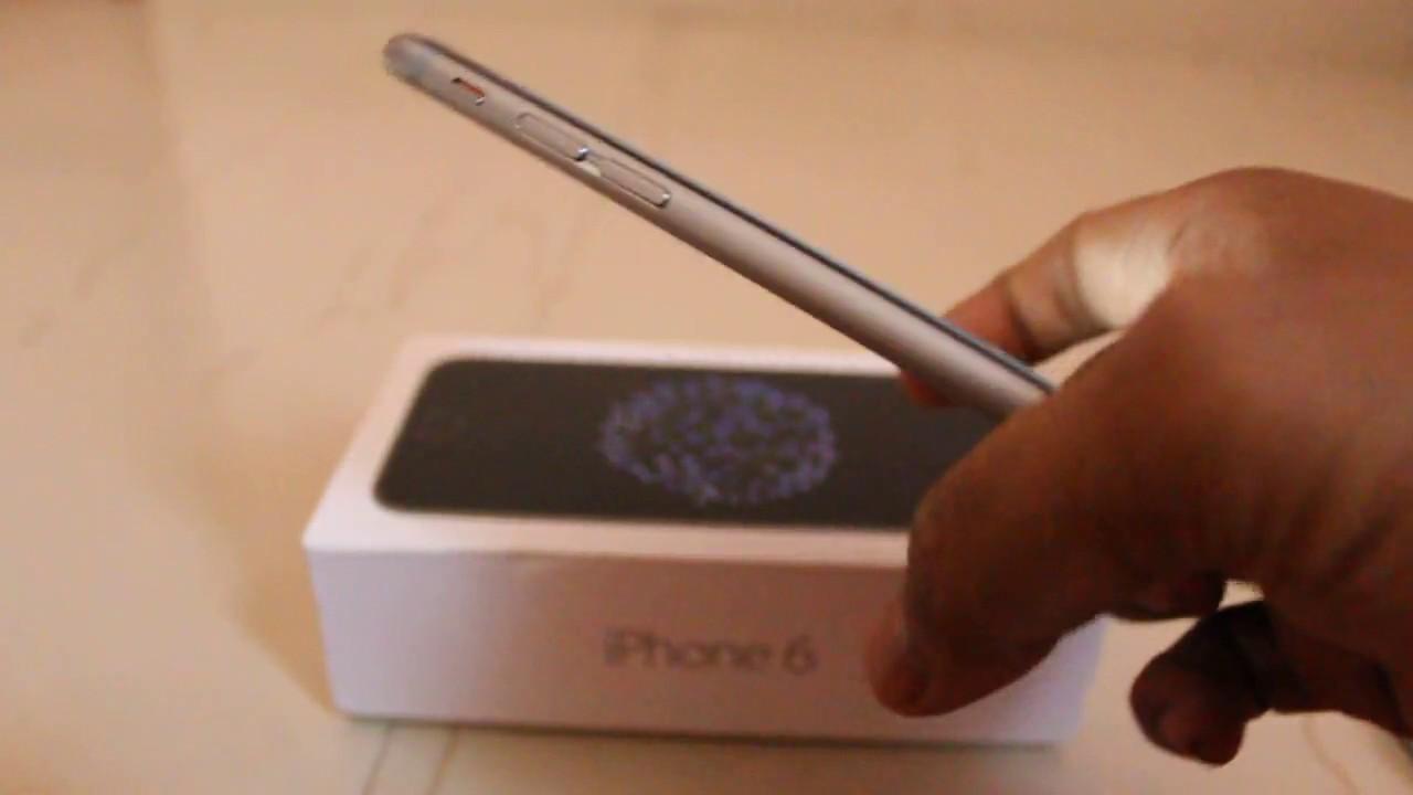 Купить смартфон apple iphone 6 32gb «серый космос», диагональ экрана: 4. 7 дюйм, объем встроенной памяти: 32 гб в москве по цене 20490 рублей.
