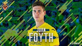 Juan Foyth se queda en el Villarreal CF