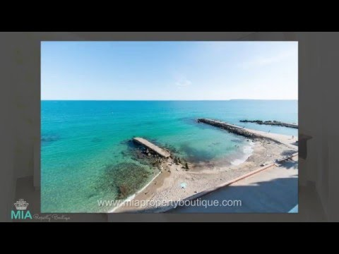 seafront apartment for sale albufereta alicante