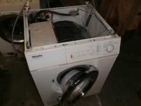Miele novotronic w913 mosgpwashing machine youtube fandeluxe Image collections