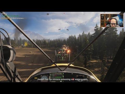 ПИЛОТИРАМЕ САМОЛЕТ | NoThx играе Far Cry 5 | #11
