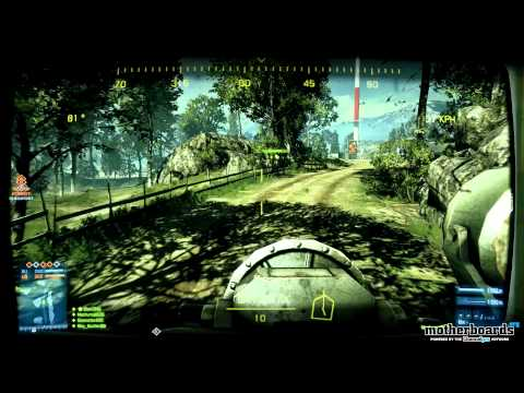 Epic Battlefield 3 Gameplay on a $800 Intel i5 Gaming System