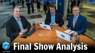 Final Show Analysis | IBM Think 2019