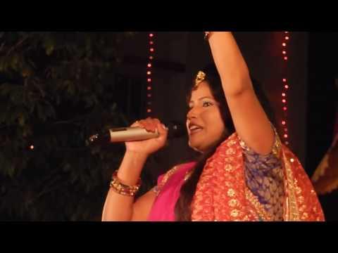 KHUSHBOO UTTAM - BHAKTI JAGRAN - BEGUSARAY BAKHRI STAGE SHOW  - BHOJPURI HIT BHAKTI SONG 2017