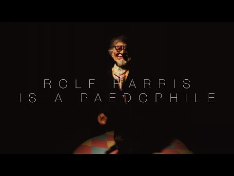 Joey Gavin - Rolf Harris is a Paedophile