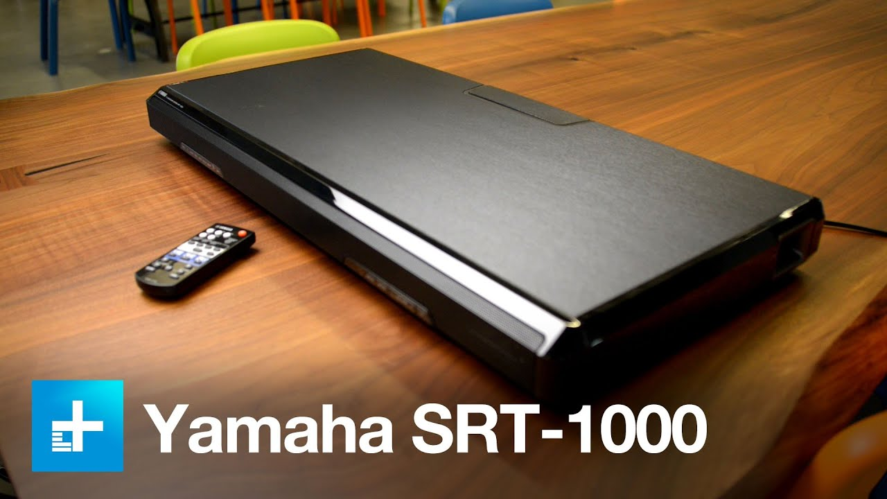 yamaha srt 1000 sound projector hands on youtube. Black Bedroom Furniture Sets. Home Design Ideas