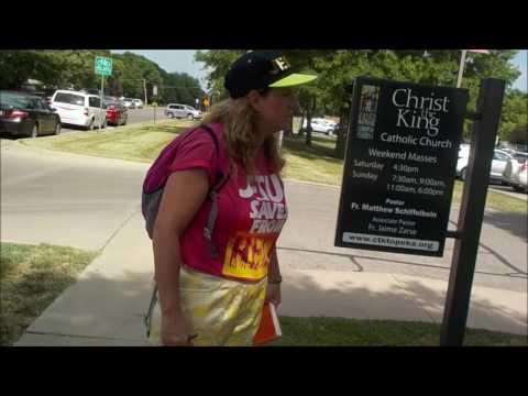 Christ the King Catholic Rebuke Part 1 Topeka Kansas