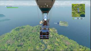 How to FREEFALL and GLIDE at the same time in Fortnite Battleroyal