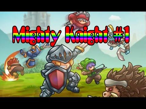 Игра Могучий рыцарь 2 с читами онлайн Mighty Knight 2