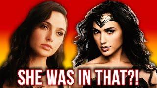 5 Movies Where Gal Gadot Wasn't Wonder Woman!