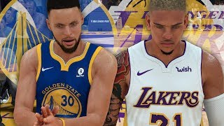 NBA 2K18 MyCAREER - A NIGHTMARE IN LOS ANGELES!!