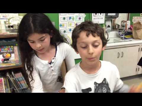 3rd Grade Fair Trade Video