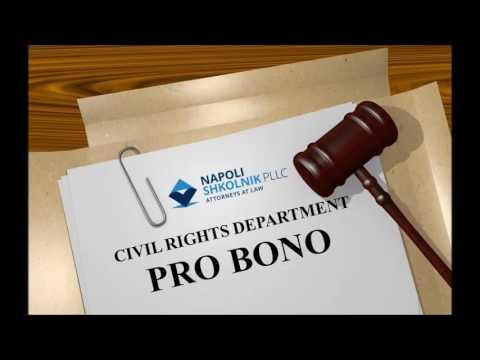 Napoli Shkolnik's Pro Bono Civil Rights Department - The Wrongfully Convicted