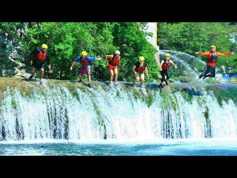 La Huasteca  San Luis Potosi, Mexico | GoPro Micro Jump from Waterfalls