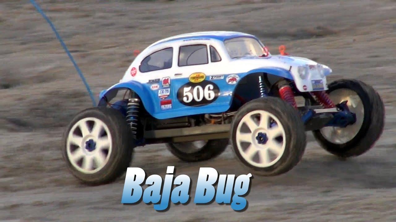 Tamiya Sand Scorcher Traxxas Rustler VXL Baja Bug Monster Beetle Beach Buggy Project
