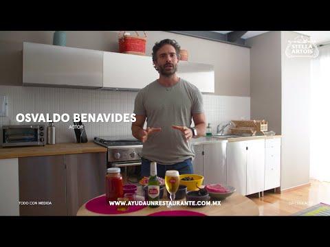 próximamente:-#desdelacocina-del-actor-osvaldo-benavides