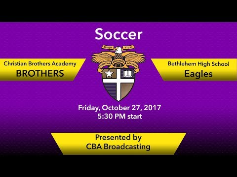 CBA Brothers Soccer vs Saratoga (Semi finals)