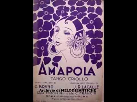Carlo Buti - Amapola (con testo)