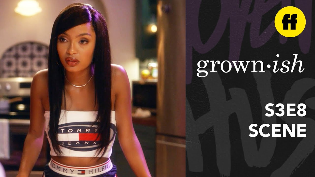 Download grown-ish Season 3, Episode 8 | Zoey Wants To Drop Out Of College | Freeform