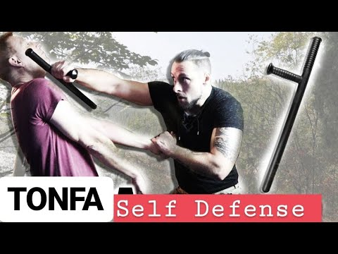 TONFA Special Training SELF DEFENSE  | KAMPFKUNST LIFESTYLE
