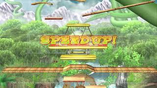 Super Smash Bros. Brawl (DK Jungle Blast) - 4K 60FPS Looping Background by Henriko Magnifico