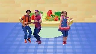 Pica-Pica - El Baile De La Ensalada (Videoclip Oficial)