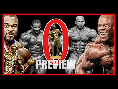Mr Olympia 2020   Preview