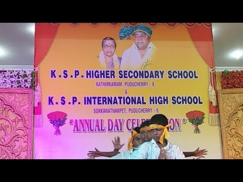 KSP School pondicherry