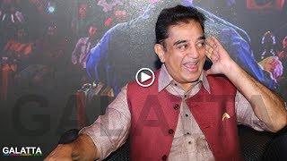 Kamal Haasan lashes out Love Guru's political questions