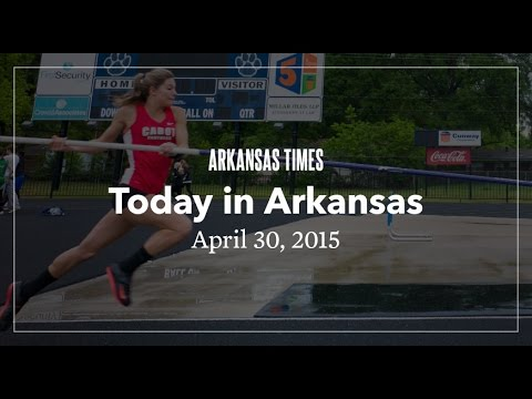 Today in Arkansas: Hutchinson