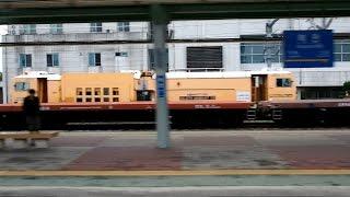 2016/10/31 Korea: Window View of Gyeongbuk Line | 韓国 車窓 慶北線