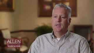 Atlanta Spine Specialists Patient Testimonial from Allen