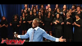 Kofi Kingston helps usher in A New Day: Raw, November 10, 2014