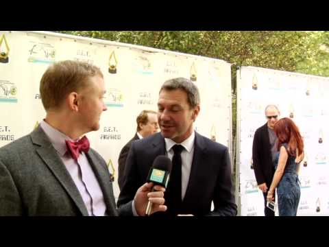 Chris Vance from the 2014 SET Awards with Good Nerd Bad Nerd