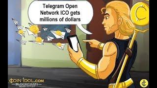 ICO Telegram. Telegram Open Network и криптовалюта Gram
