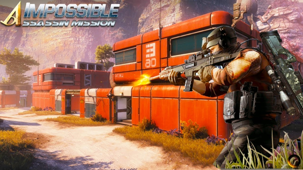 Download Free Android Game Impossible Assassin Mission