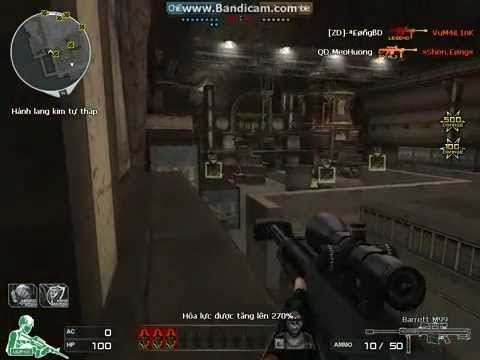 [CFVN] Test 3z M99 iN Zombie - YouTube