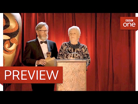 Dame Judi Dench at the awards - Tracey Ullman's Show: Series 2 Episode 5 Preview - BBC One