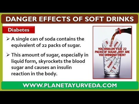 Benefits Of Drinking Soft Drinks
