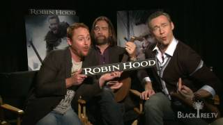 The Merriest of Men, star in ROBIN HOOD