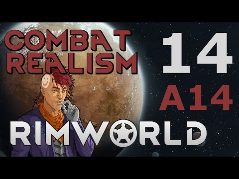 RimWorld Alpha 14 | Part 14 | Modded w/ CombatRealism | Optimizing Refrigerated Food Storage