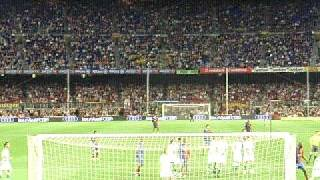 Camp Nou, 24.09.2008, Barca vs. Betis
