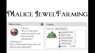 Brave Frontier Malice Jewel Farming Guide