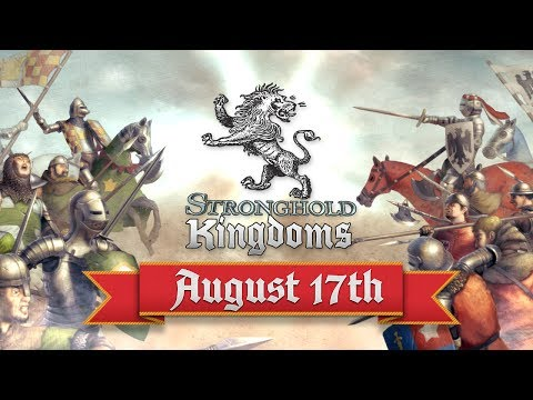 Stronghold Kingdoms - Release Date Trailer (iOS/Android)