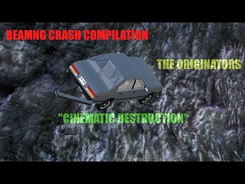 BeamNG Crash Compilation