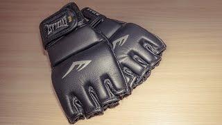Everlast Elite MMA Training Gloves Unboxing!