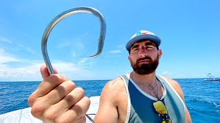 Dude Perfect VS Giant Groupers