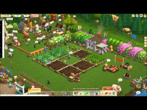 FarmVille2 Ep 94: Favors equal Upgrades